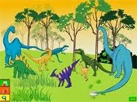 xogo dos dinosaurios