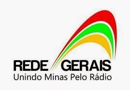 ouvir a Rádio Rede Gerais FM 105,7 Cataguases MG