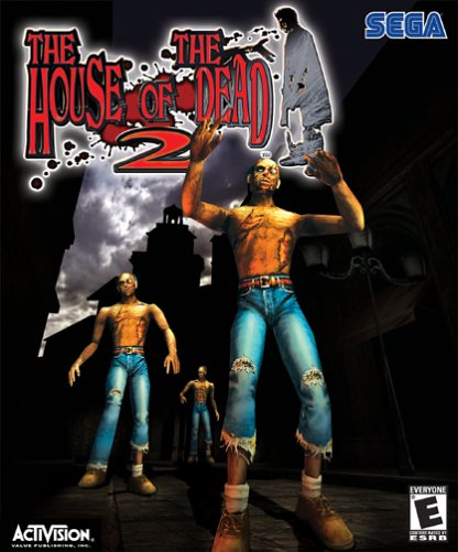The house of the dead jeu pc images vid os astuces for Housse of the dead