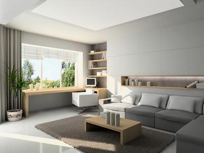 Gambar Desain Ruang Tamu Minimalis