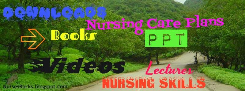 nursing care plan book pdf free