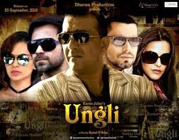 Complete cast and crew of Ungli (2014) bollywood hindi movie wiki, poster, Trailer, music list - Emraan Hashmi, Sanjay Dutt, Kangana Ranaut, Neha Dhupia