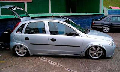 Corsa Hatch Rebaixado