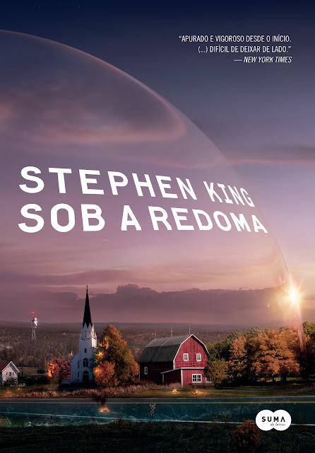 Stephen King Sob a Redoma