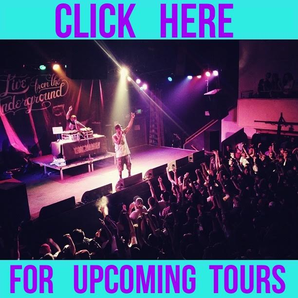 Upcoming Tours