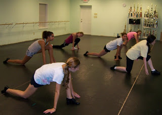 jazz dance classes south charlotte