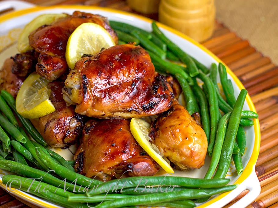 Tara's Honey Lemon Chicken #LemonChicken #Temp-Tations #ChickenRecipes