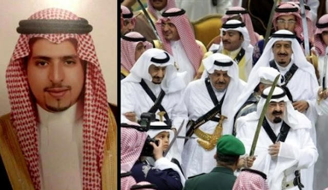 Saudi Arabia Prince Defects From Royal Family [VIDEO]