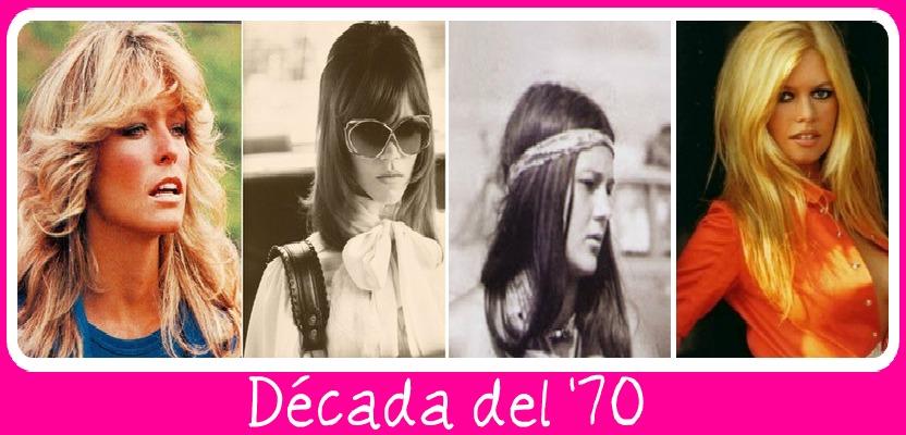 Galerry peinados a os 70 mujeres