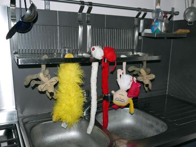 Les ptilus - Les gars dans la cuisine ...
