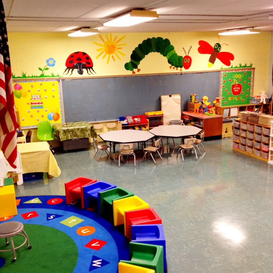 Classroom Decor For Preschool ~ Beautiful mess