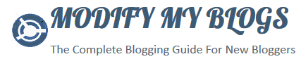 MODIFY MY BLOGS