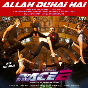 RACE 2 - ALLAH DUHAI HAI LYRICS
