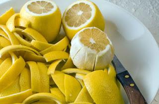 Manfaat Kulit lemon