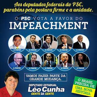 PSC UNIDO PELO BRASIL