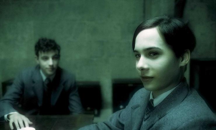 Voldemort's Past