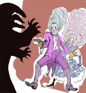 Benjamin Franklin and the Lizardmen of Lyon