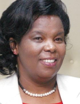 Kenyatta University VC, Olive Mugenda's Car Involved In An Accident