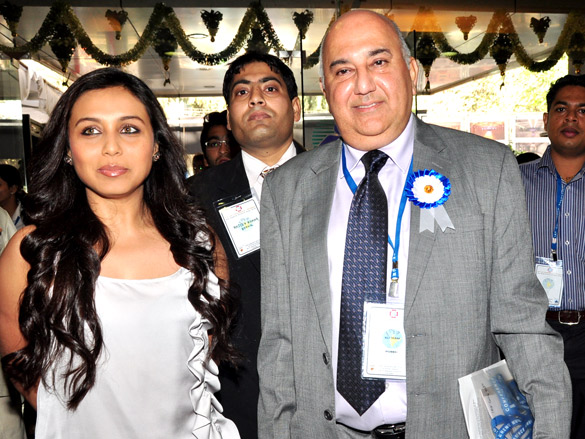 rani mukerji Golden Jubilee celebration