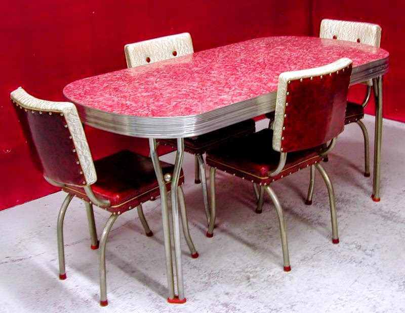 Art contrarian - Formica top kitchen tables ...