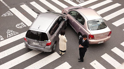 Car Accident | Intersection Accident
