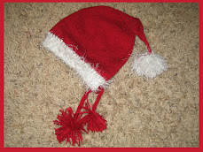 Baby Santa Hat