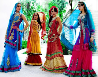 Indian Bridal Fashion 2013 2014 New Bridal