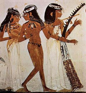 Materiales utilizados en el antiguo egipto. Egipto. Arte egipcio. Escultores egipcios. El arte en egipto