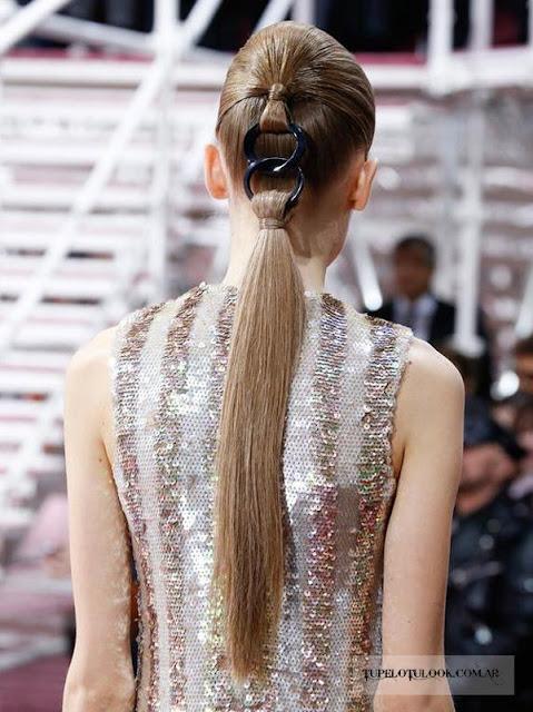 peinados con coletas 2015_
