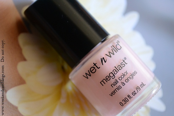 wet n wild nail polish review swatches sugar coat dagree 205 A