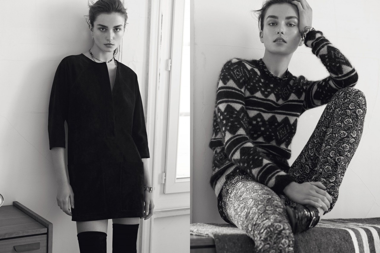 Model Approved: Isabel Marant Etoile Fall/Winter 2013 look ...
