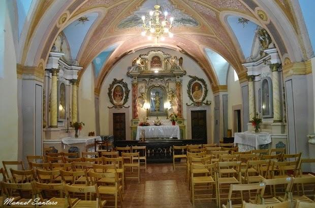 Raiano, eremo di San Venanzio