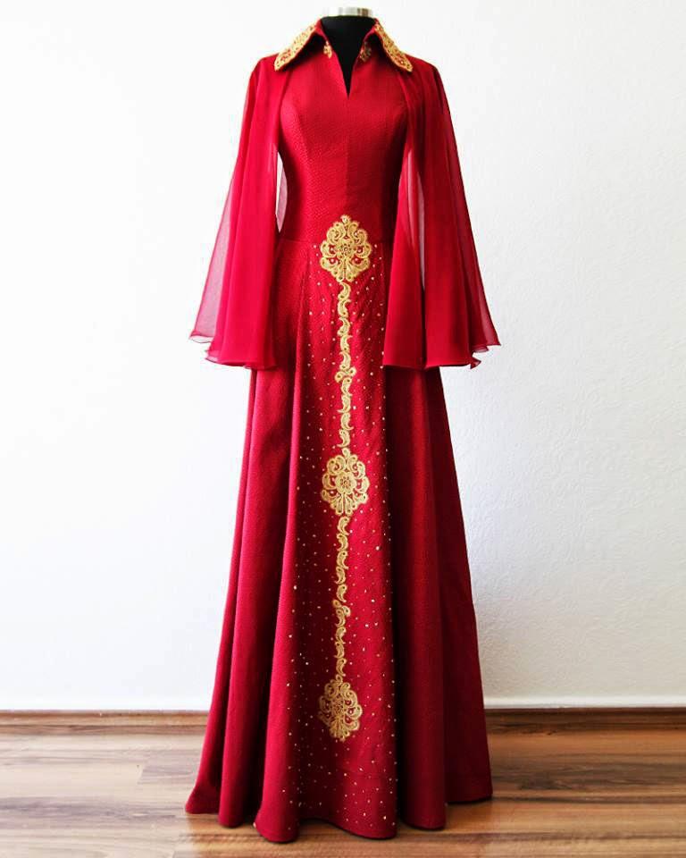 Robe de soiree pour hijab