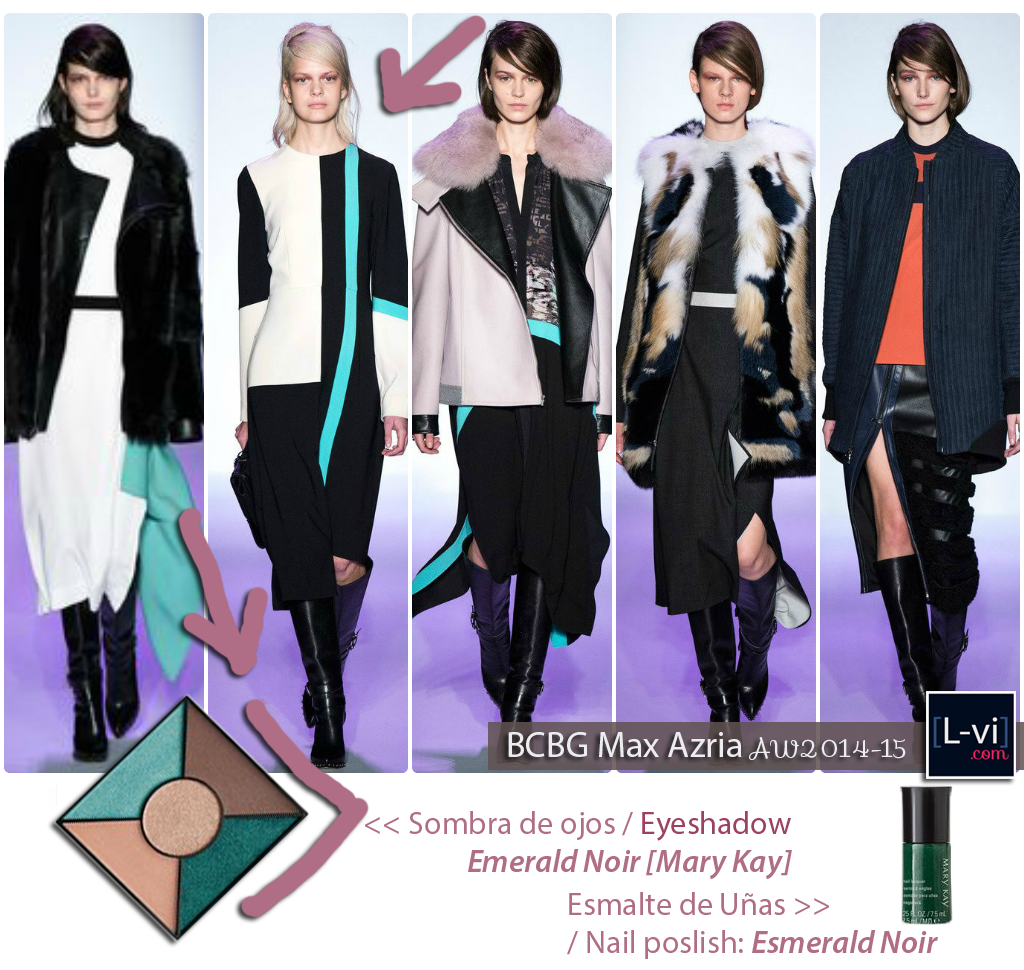 BCBG Max Azria AW2014-15 + Mary Kay Cosmetics Fall Collection by LuceBuona > L-vi.com