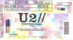 Origineel ticket