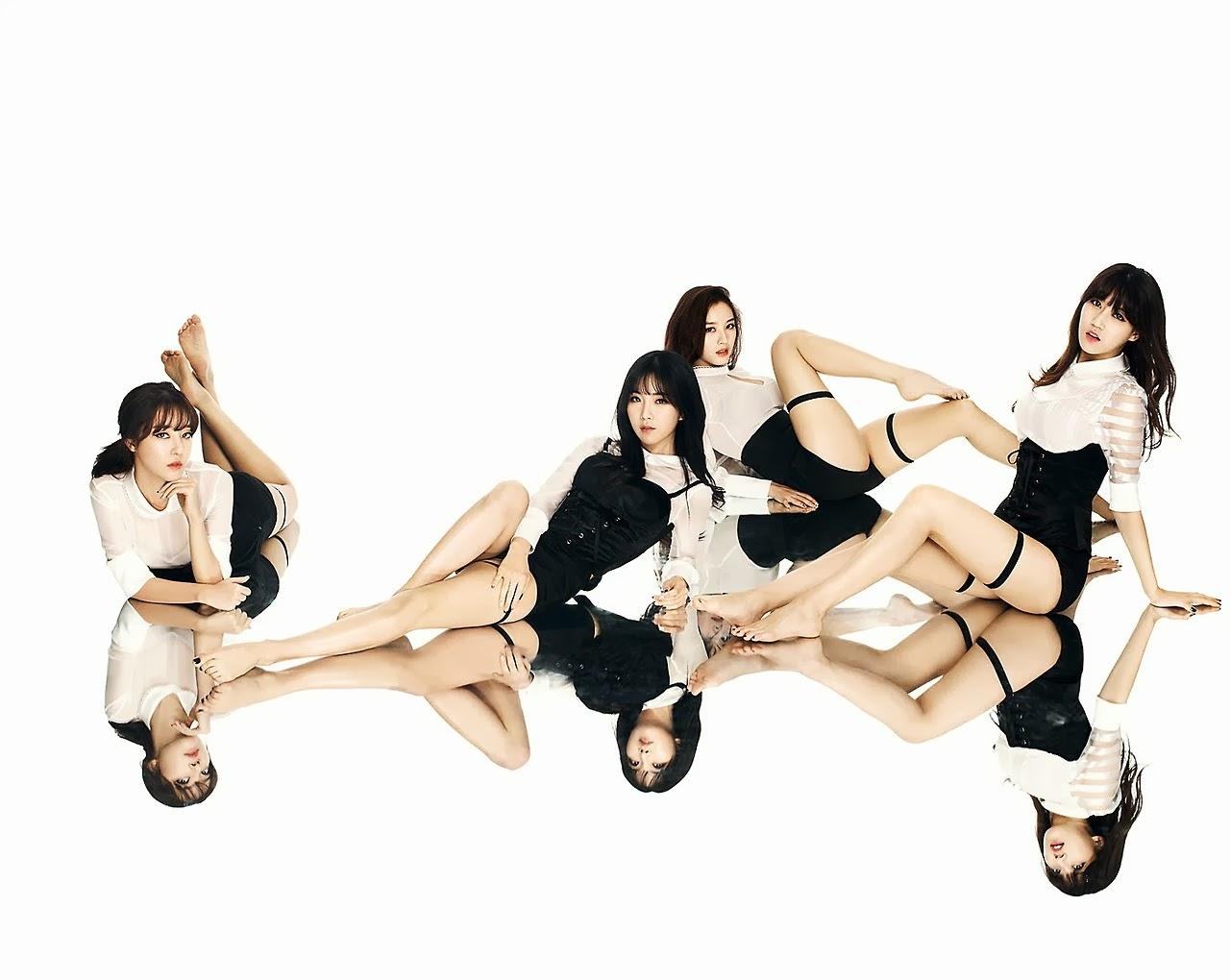 Rainbow BLAXX Cha Cha Concept Photo