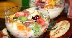cara membuat es buah lengkap dan segar