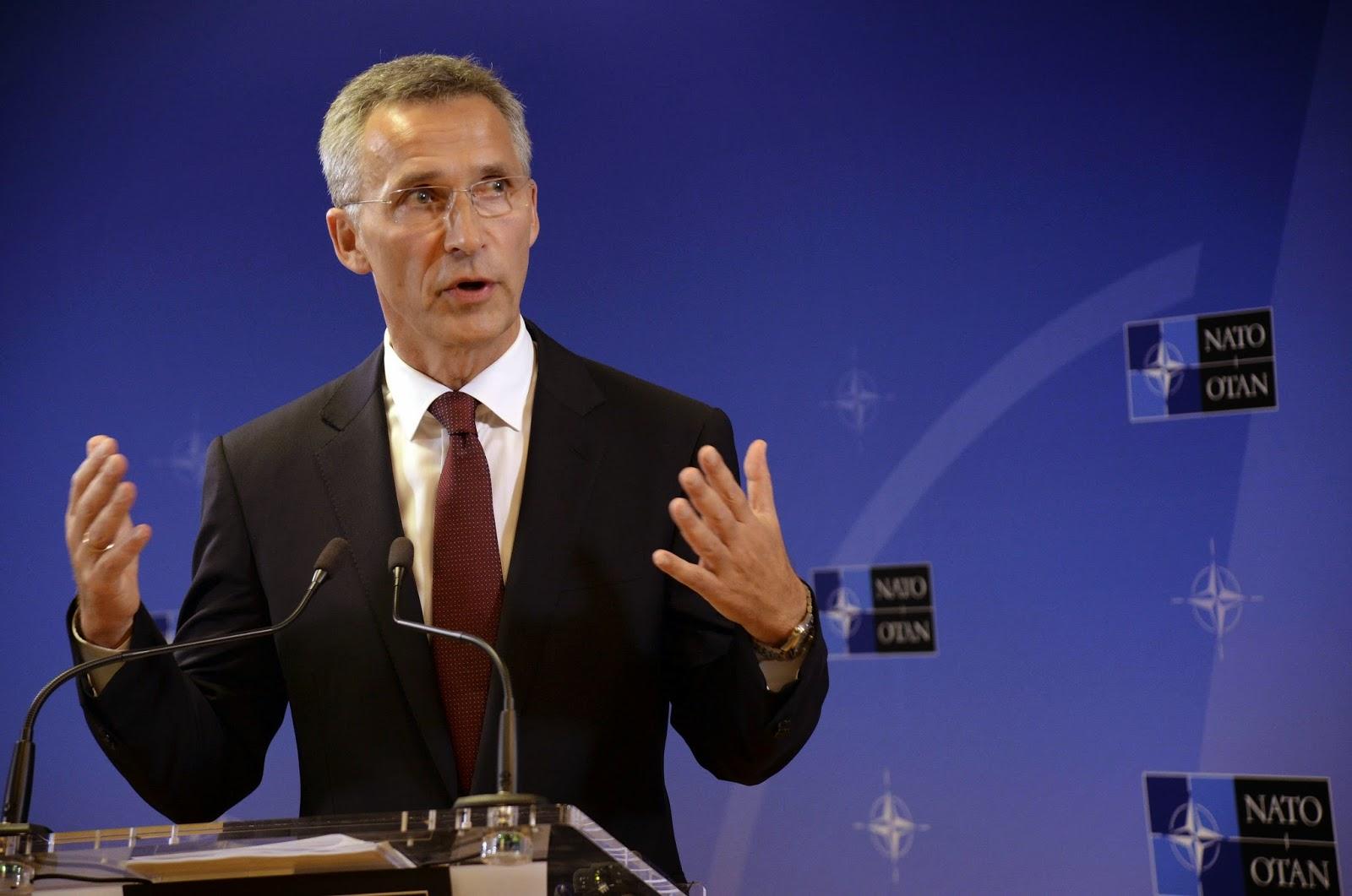 НАТО подтверждает право Украины на вступление в Альянс