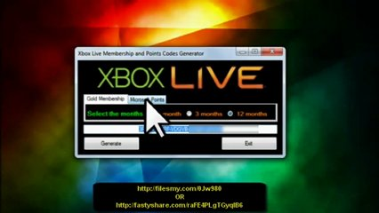 how to manual xbox live subscription