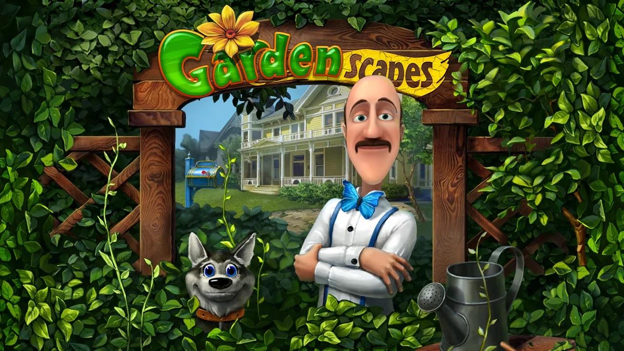 Gardenscapes v1.0.2 [Full/Unlocked]