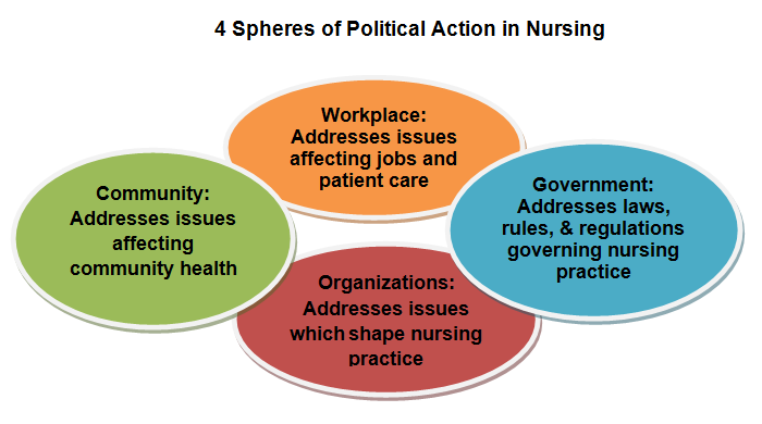 policy and politics in nursing Of policy and the political workings of health care why then is this book different   differs because the focus is from the perspective of nurses and allied health.
