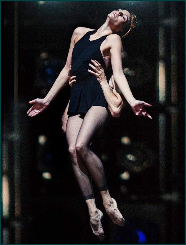 Igone de Jongh. Het National Ballet