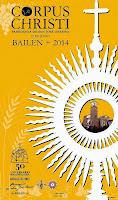 Bailén - Fiesta del Corpus 2014