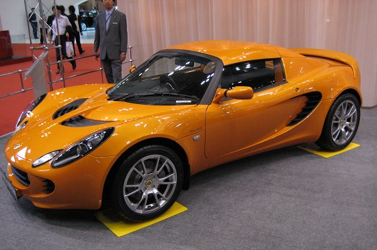 2008 Lotus Elise SC