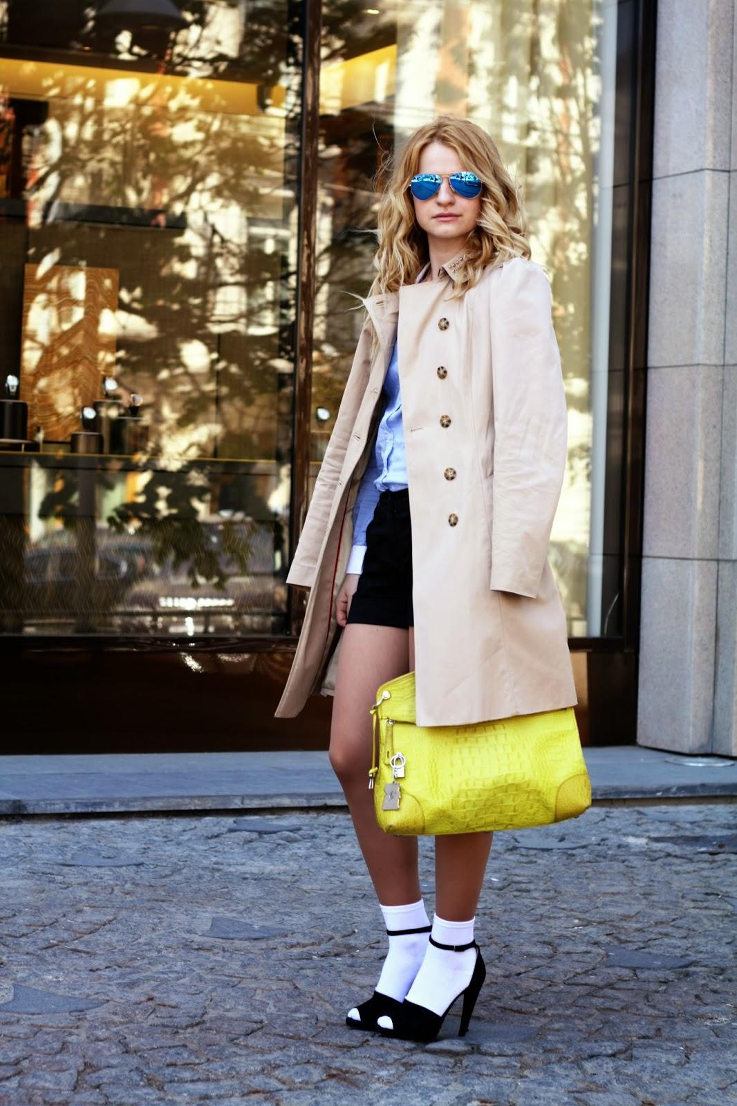 весенние тренды, носки с босоножками, как носить,модные блогеры, ИринаПавлова