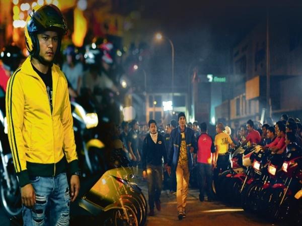 OHSEM! Filem Mat Moto Inspirasi Kisah Benar
