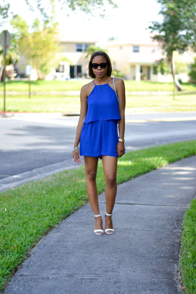 Romper | Spring Outfit Ideas
