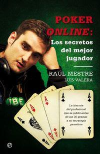 raul mestre poker online: los secretis del mejor jugador libro