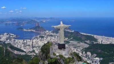 keunikan negara Brasil
