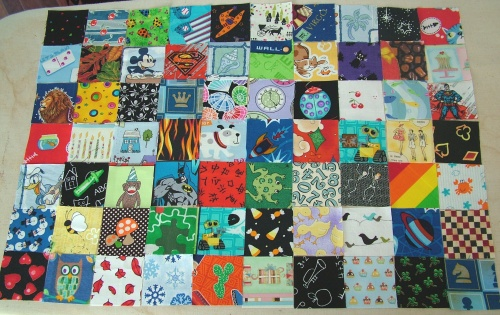 All Twisted Up: The Busy Baby Placemat - Tutorial